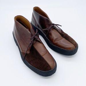 RJ Colt Chukka boots size 10.5
